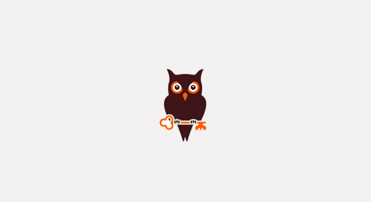 Simple Owl Logo Design