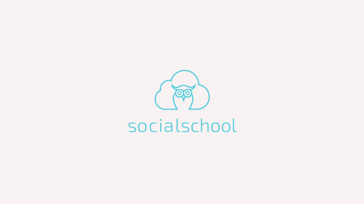 Owl Logo Design for School