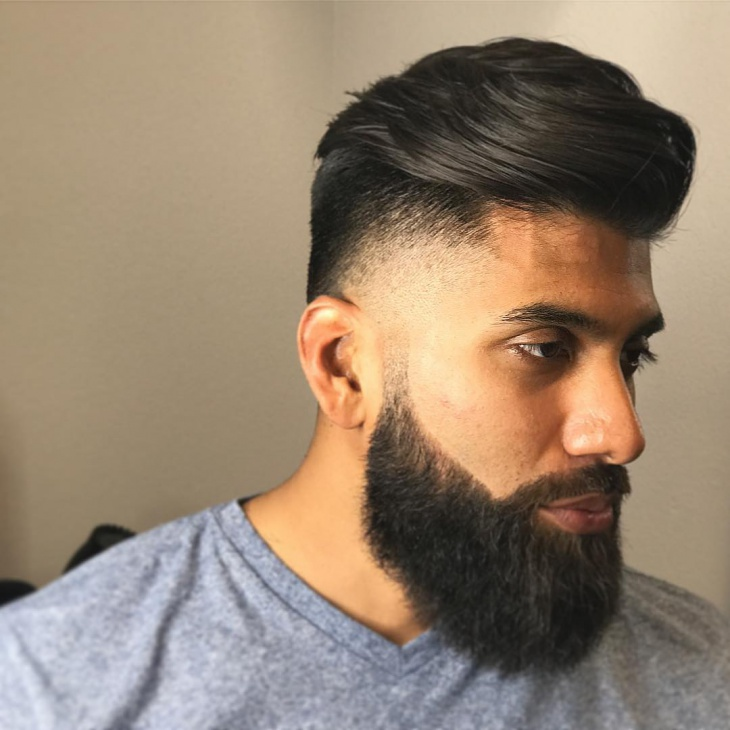 mid-fade-with-beard