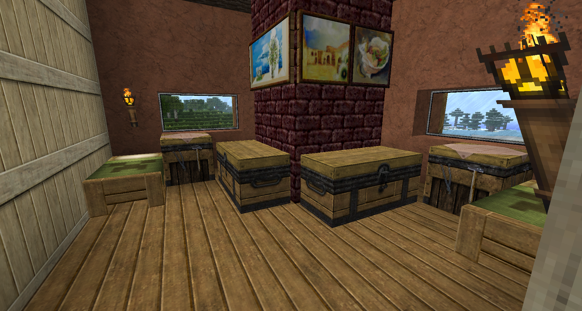 Cool Minecraft Bedroom Furniture Idea
