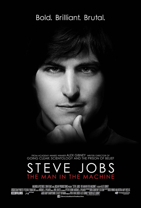 Steve Jobs – The Man in the Machine
