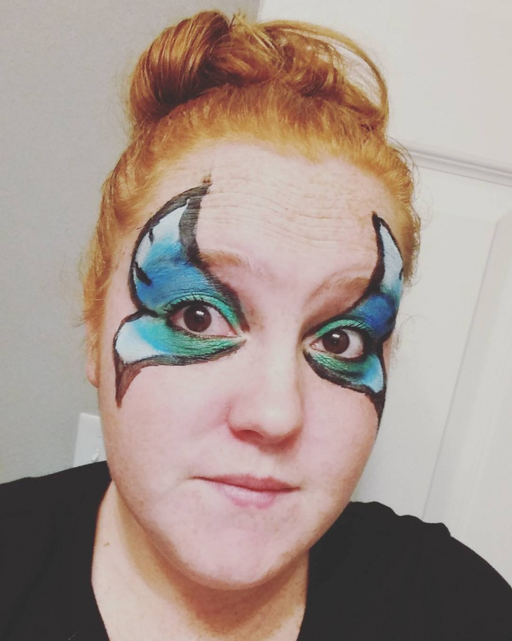 simple-butterfly-makeup