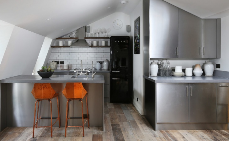 tiny apartment kitchen design