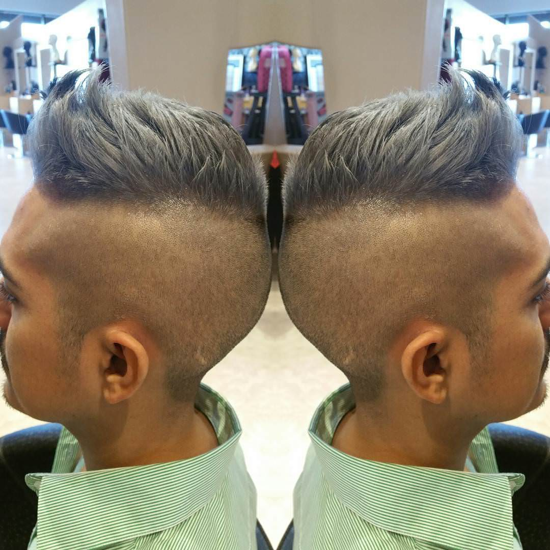22 Mohawk Haircut Ideas Designs Hairstyles Design