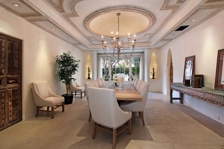 Luxurious Dome Ceiling Desing
