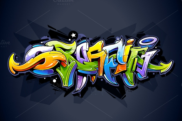 graffitti-lettering-background