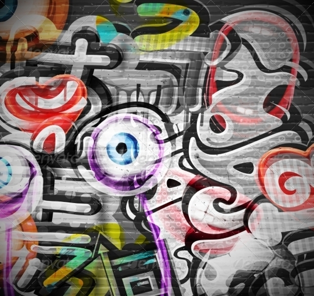 artistic-graffitti-background