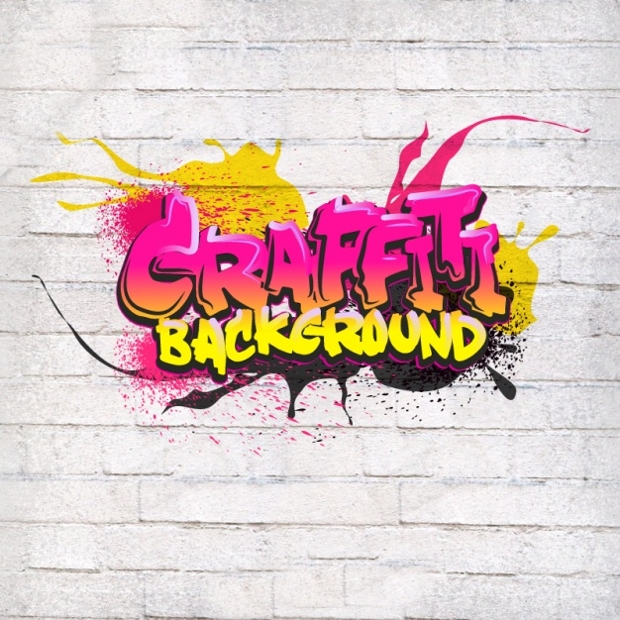 20  graffiti background designs