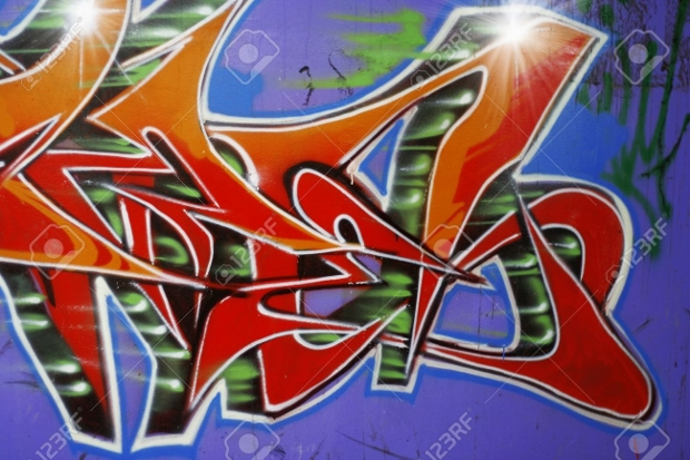 street-graffiti-background