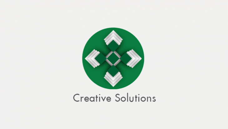 Creative Solutions Logo Design