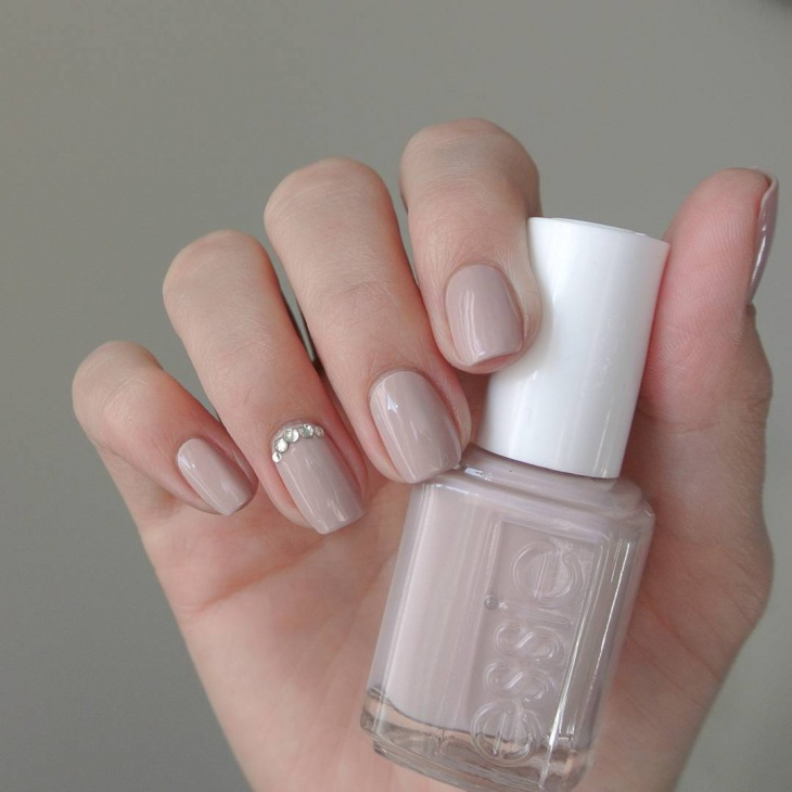20+ Simple Nail Art Designs, Ideas