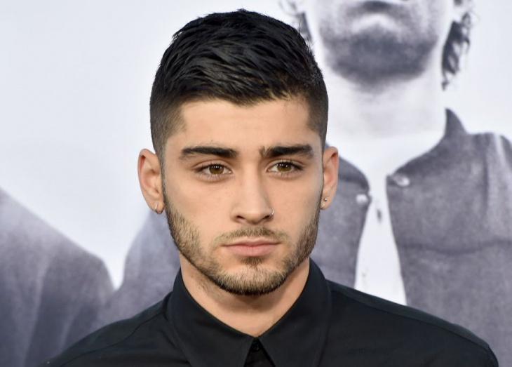 zayn malik fade haircut for men