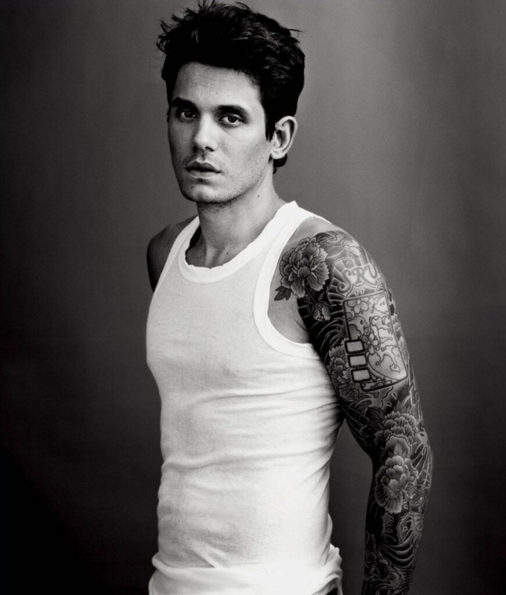 John Mayer Full Sleeve