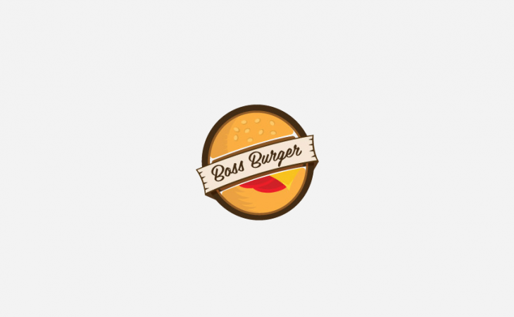 Identity Logo for Burger Store
