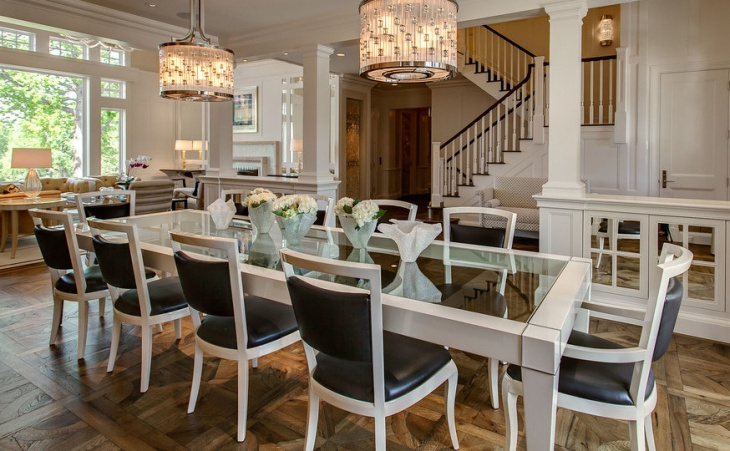 Lavish Dining Table Design