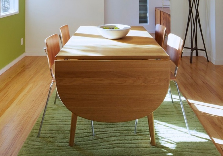 Extendable Dining Table Idea