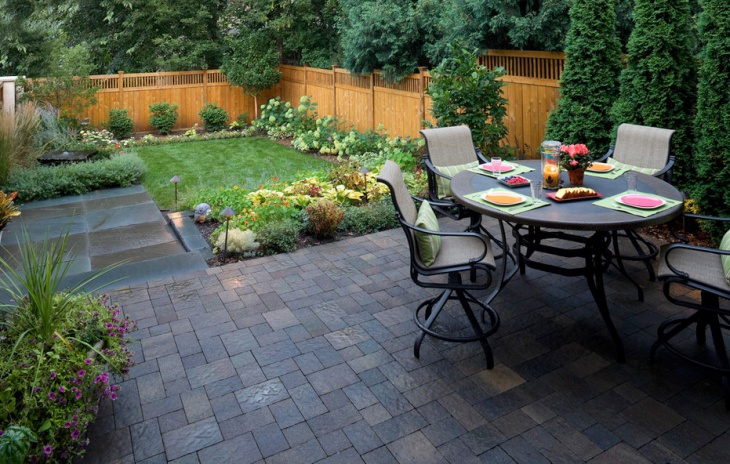 Small Backyard Landscaping Design