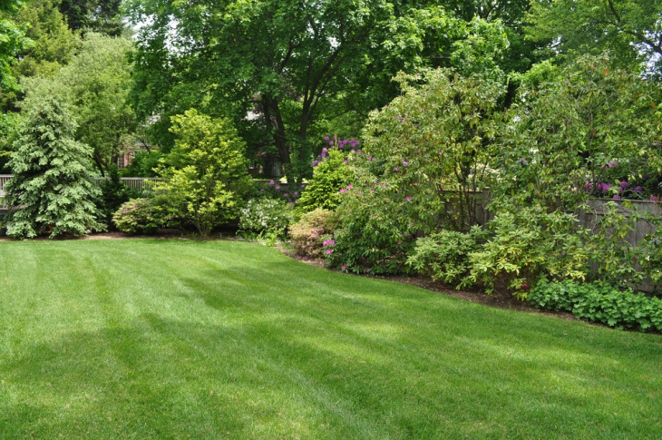 Simple Backyard Landscaping Design