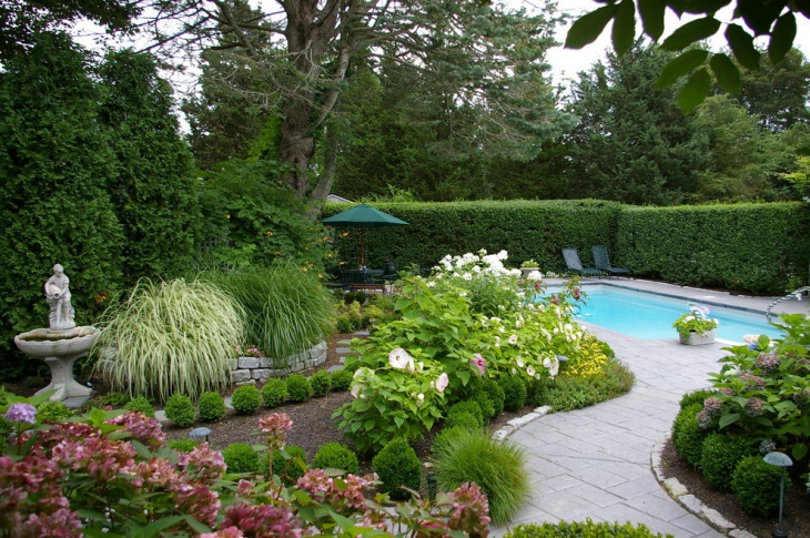Backyard Garden Landscape Design