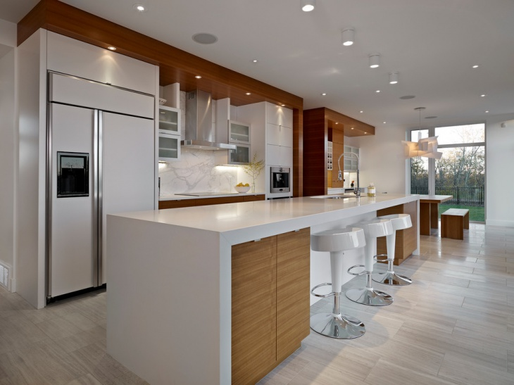 commercial kitchen island design