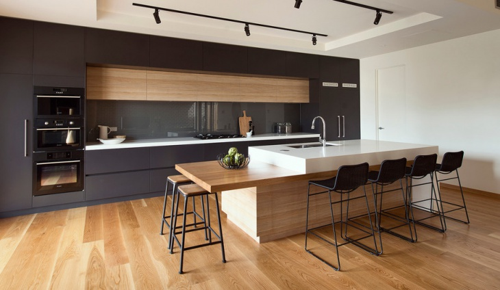 Modern Commercial Kitchen Design
