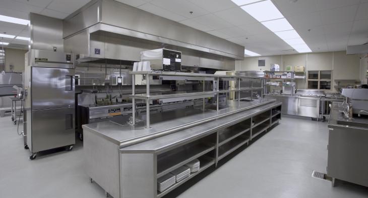 15+ Commercial Kitchen Designs, Ideas | Design Trends - Premium PSD ...