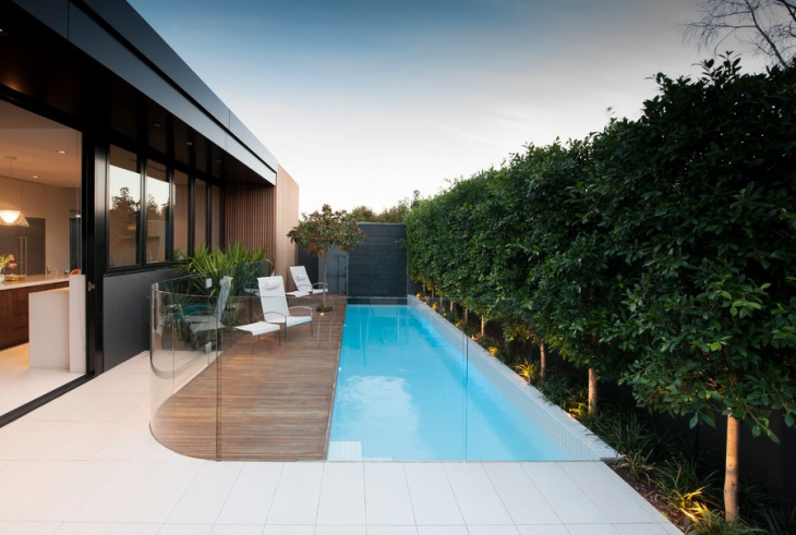 Lap Swimming Pool Designs designtrends