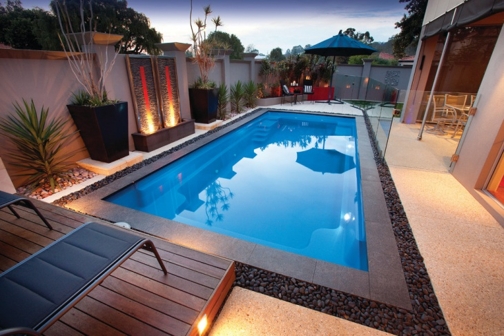 Swimming Pool Design Shape 17 Modern Swimming Pool Designs Ideas Design Trends