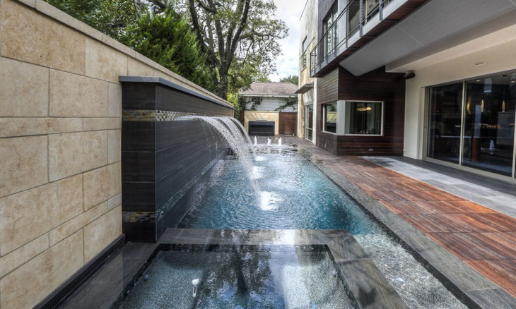 Cool Modern Swimming Pool Design