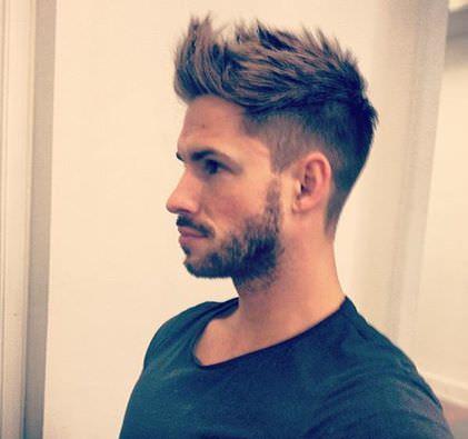 hair cut simple