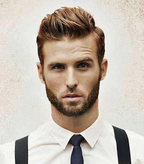 trendy hair cut men