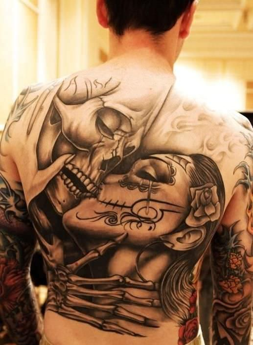 skull tattoo design trends