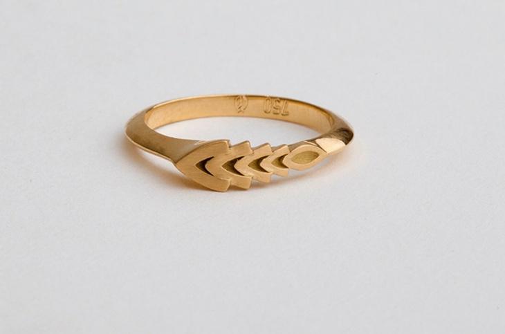 Unique Wedding Band Ring Design