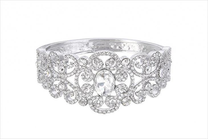 Gorgeous Wedding Bangle Bracelet Design