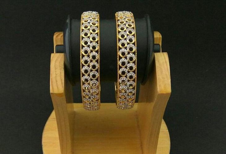 Traditional Wedding Bangles Design