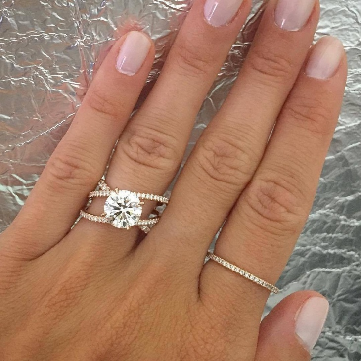Wedding Engagement Ring Design