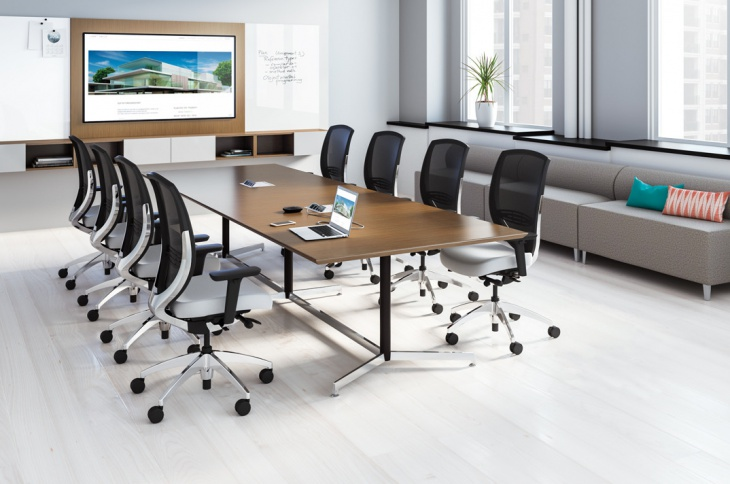 Office Meeting Room Table Design