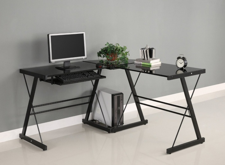Office Corner Table Design