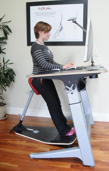 Standing WorkStation office
