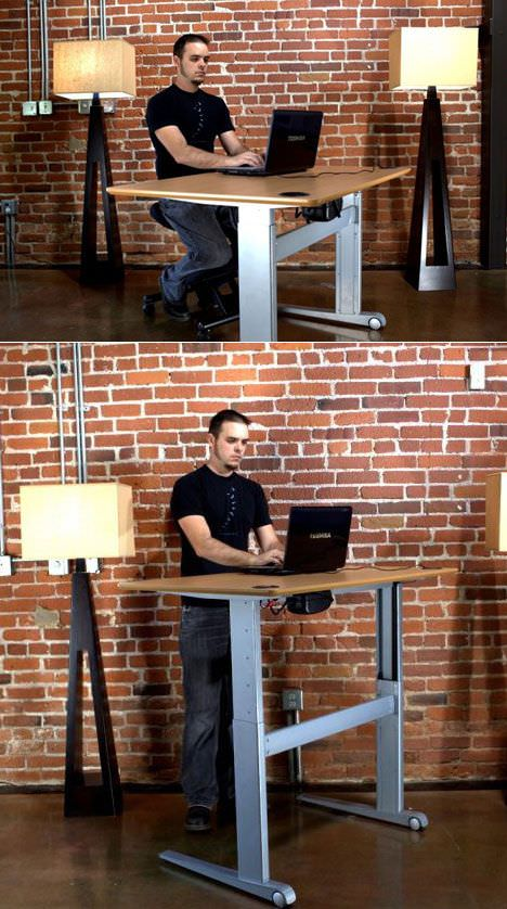 Standing WorkStation Design