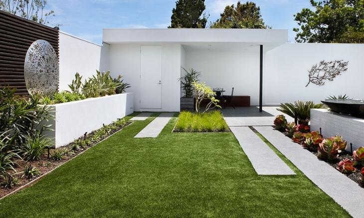 Modern Contemporary Landscape Idea