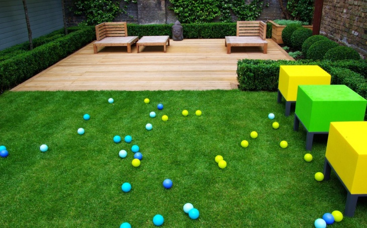 Elegant Garden Landscape Design