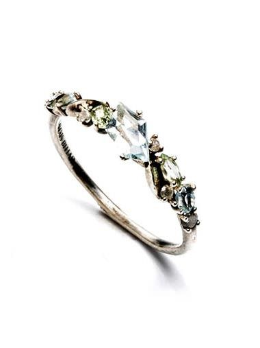 Handcrafted Diamond Ring Design