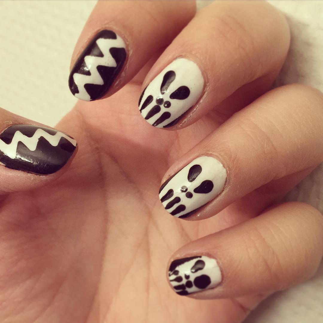 Skelton halloween designs