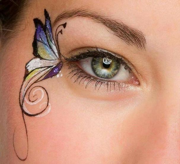 23 Butterfly Eye Makeup Designs Eye Makeup Designs