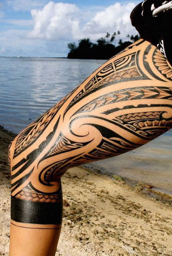 Tribal Sexiest Tattoo Design