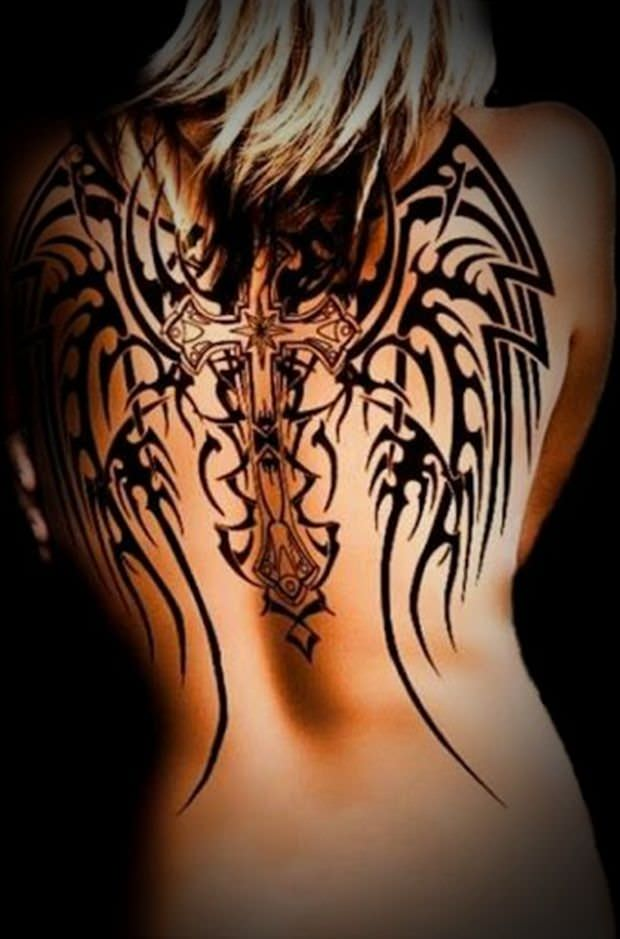 Best Tribal Tattoo Design For Women