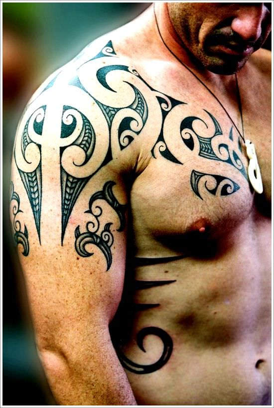Tribal Tattoo Design Inspiration