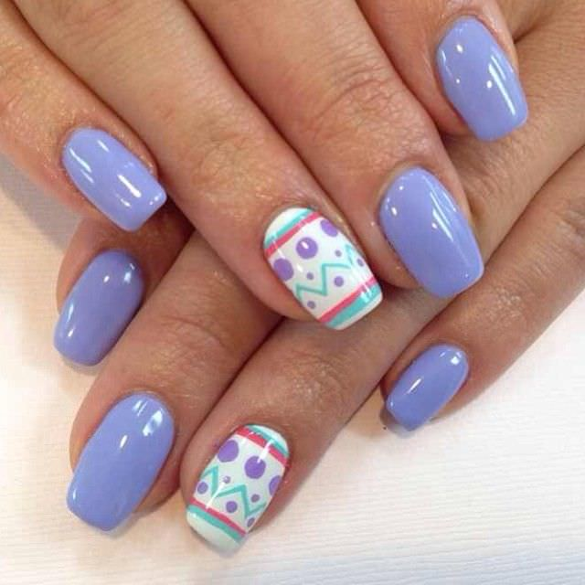 Easter nail design - 26+ Easter Nail Art, Designs, Ideas Design Trends - Premium PSD