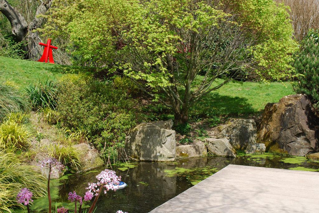 botanic shade garden design